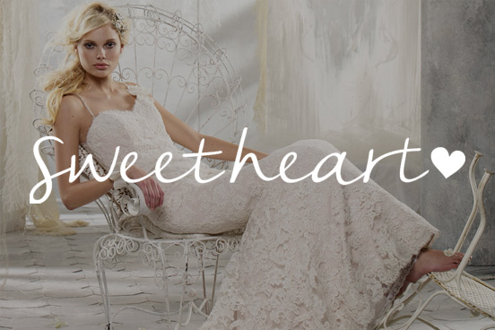Sweetheart Wedding Dresses London