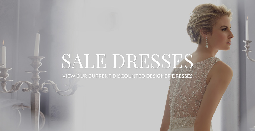 wedding dress sale london