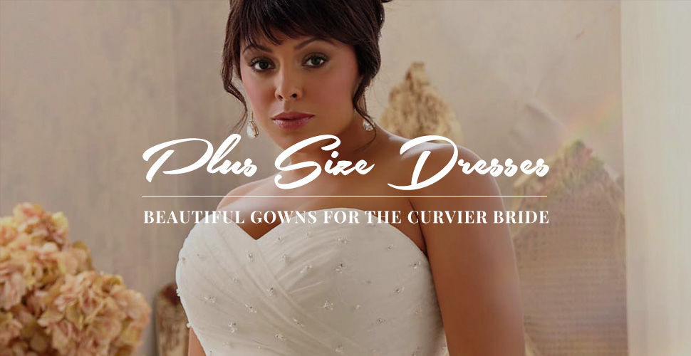 Plus Size Wedding Dresses London