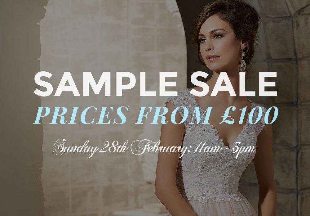 Wedding Dress Sample Sale February 2016 London Bride Uk