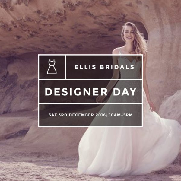 Ellis Bridals Designer Day