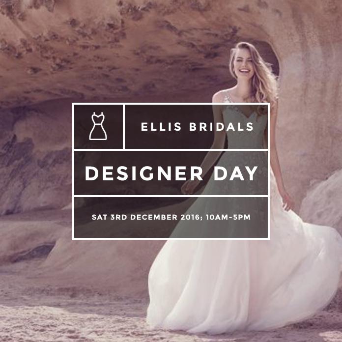 Ellis Bridals Designer Day