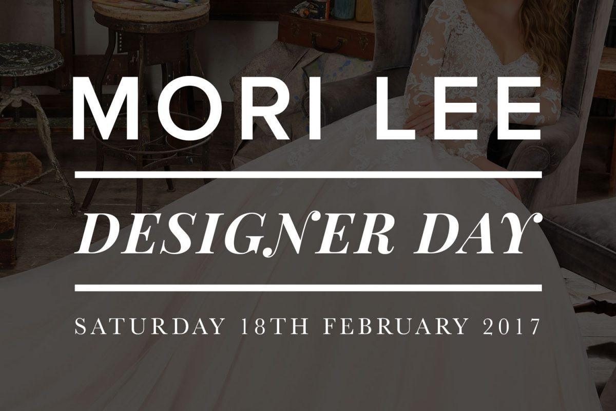 Mori Lee Designer Day London 2017
