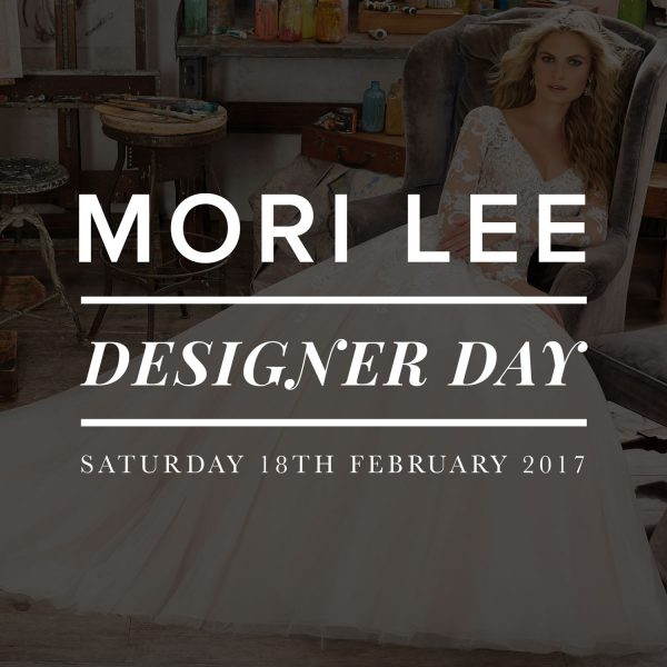 Mori Lee Designer Day London 2017