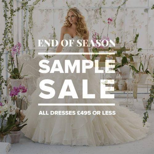 Wedding dresses london a huge range of bridal gowns for Denim wedding dresses for sale