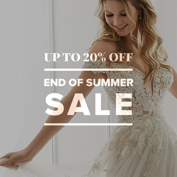 End of Summer Sale at London Bride