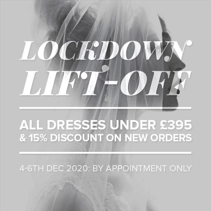 London Bride Sample Sale - December 2020