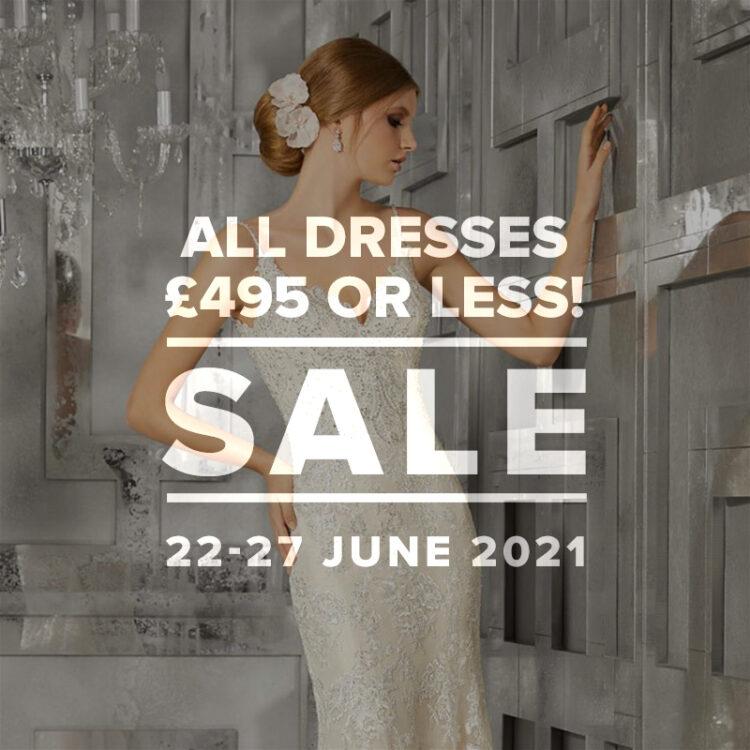 Summer Sample Sale at London Bride